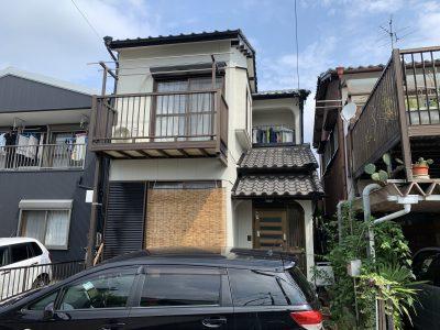 春日井市如意申町 N様邸のご紹介です。 築30年で2回の塗り替えになります。工事期間を当社に合わせ...
