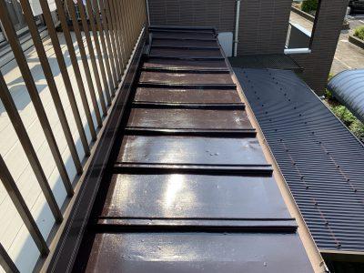春日井市下屋敷町 K様邸 屋根塗装・ナミイタ交換工事のご紹介です。 築年数が古く何度か塗り替えさ...