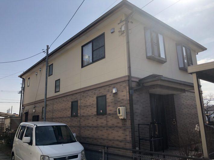 春日井市下屋敷町 S様邸 外壁・屋根塗装工事