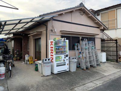 春日井市知多町 M様邸 外壁塗装工事