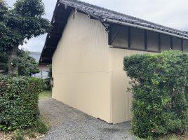 春日井市西屋町 N様邸 母家・南小屋 外壁塗装工事