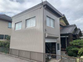 春日井市旭町 K様邸 外壁塗装・屋上防水工事