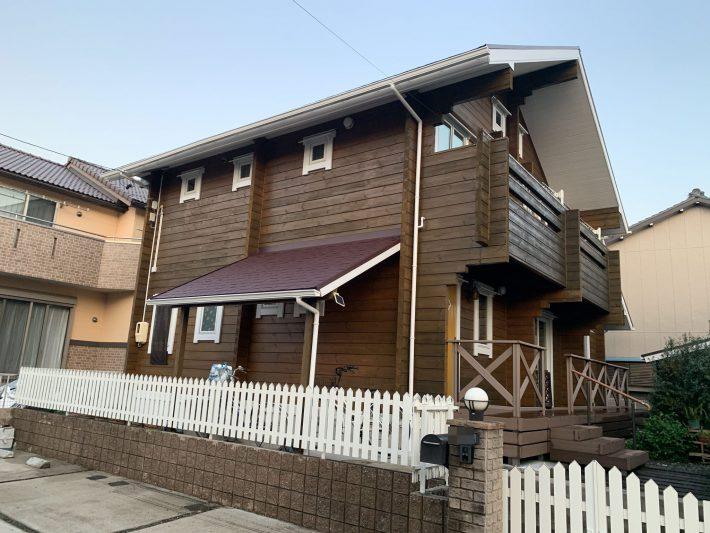 春日井市八田町 T様邸 外壁・屋根塗装工事