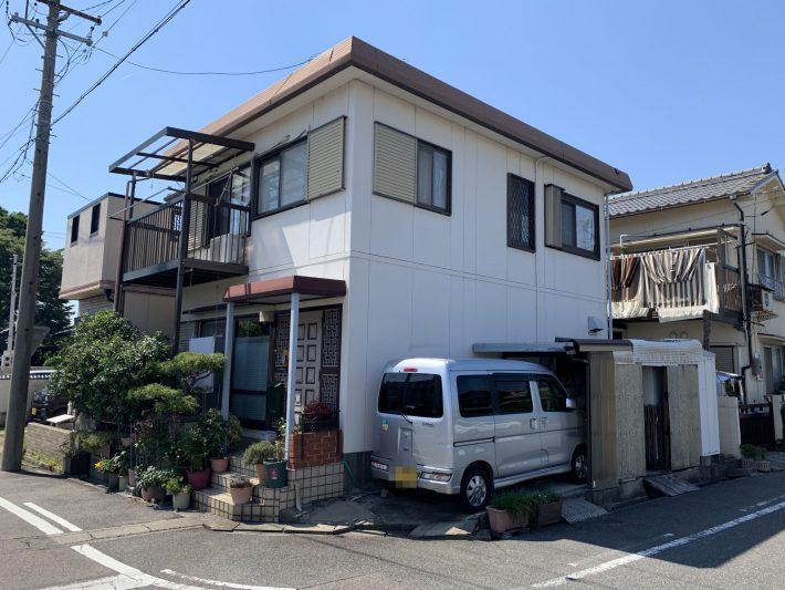 春日井市知多町 A様邸 外壁・屋根塗装工事