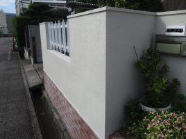 春日井市如意申町 T様邸 外塀塗装工事の塗装・塗り替え施工実績はこちら