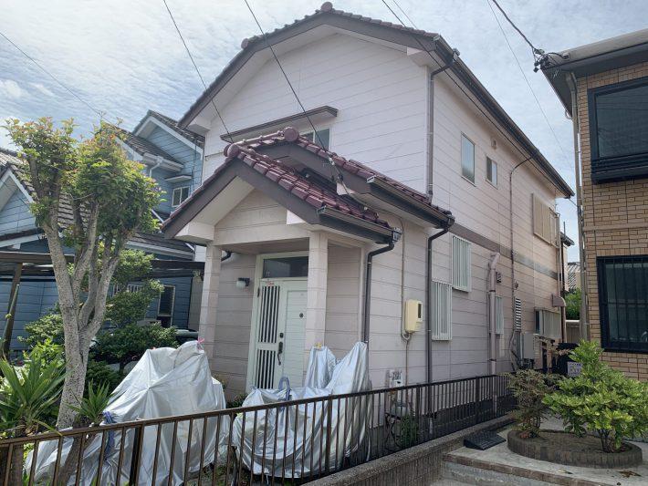 春日井市大手町 O様邸 外壁塗装・屋根修理工事