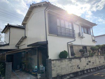 春日井市知多町 K様邸の外壁・屋根塗装・防水工事のご紹介です。 築40年で3回目の塗り替えになりま...