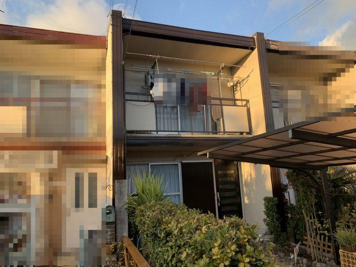 春日井市六軒屋町 N様邸 外壁・屋根塗装工事