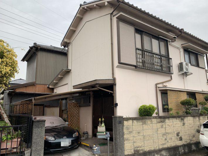 春日井市知多町 K様邸 外壁・屋根塗装・防水工事