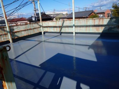 去年、当社でご自宅を防水工事されたS様の経営されている社屋防水工事のご紹介です。先日の豪雨のとき...