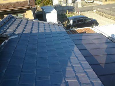 小牧市南外山 F様邸 屋根カバー工法・屋根塗装工事