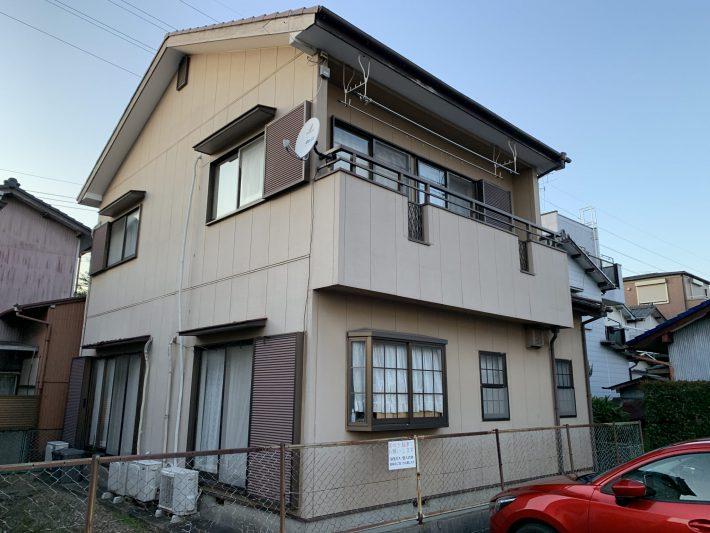 春日井市瑞穂通 F様邸 外壁・屋根塗装・雨樋交換工事