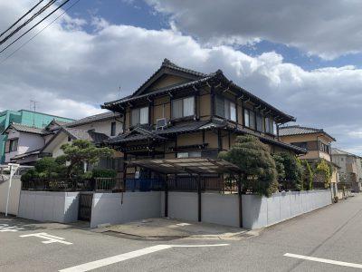 春日井市高山町 K様邸 外壁・雨樋・屋根補修工事