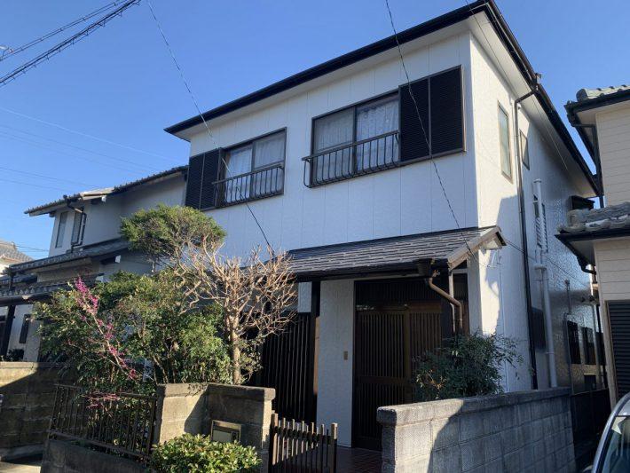 春日井市如意申町 S様邸 外壁・屋根塗装工事