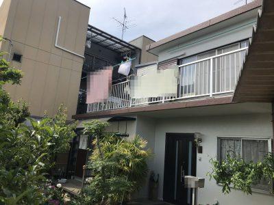 春日井市東野町西 M様邸 外壁塗装・屋上防水のご紹介です。築40年で3回目の塗り替えになります。特...