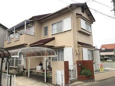 春日井市大手田酉町 M様邸の外壁・屋根塗装工事のご紹介です。築30年で2回目の塗り替えになります。...