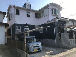春日井市東野町西 K様邸 外壁・屋根塗装工事の塗装・塗り替え施工実績はこちら