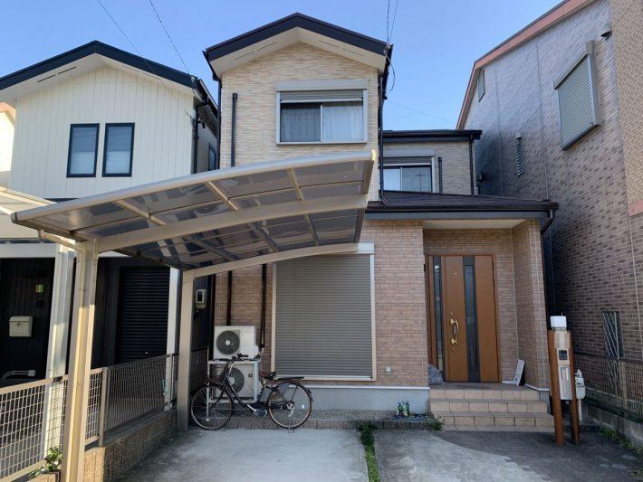 小牧市中央 T様邸 外壁・屋根塗装・防水工事