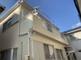 春日井市八田町 G様邸 外壁・屋根塗装工事