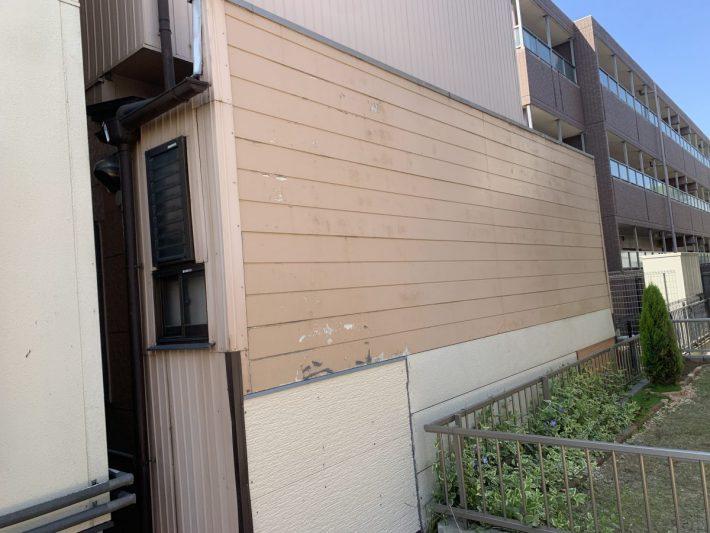 春日井市稲口町 T様邸 外壁部分塗装工事