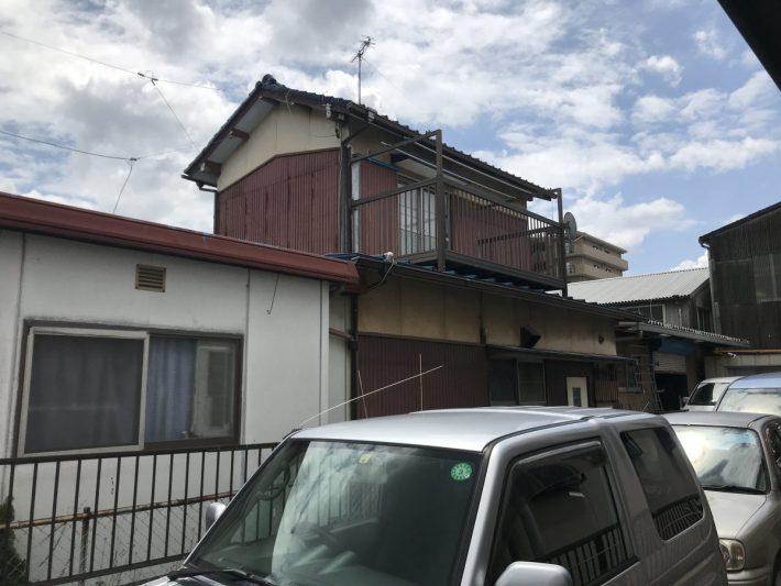 春日井市美濃町 K様邸 外壁塗装・屋根カバー工法工事