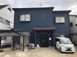 春日井市四ツ家町 T様邸 外壁塗装・ベランダ防水工事