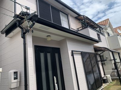 春日井市八田町 I様邸の外壁・屋根塗装のご紹介です。築20年で初めての塗り替えになります。お仕事が...