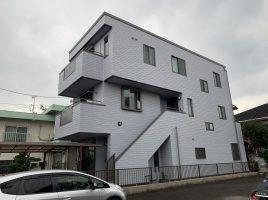 春日井市上ノ町 N様邸 外壁塗装・ベランダ防水工事