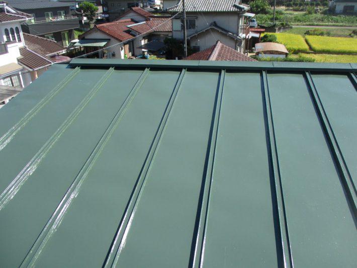 春日井市牛山町 S様邸 部分外壁・屋根塗装工事