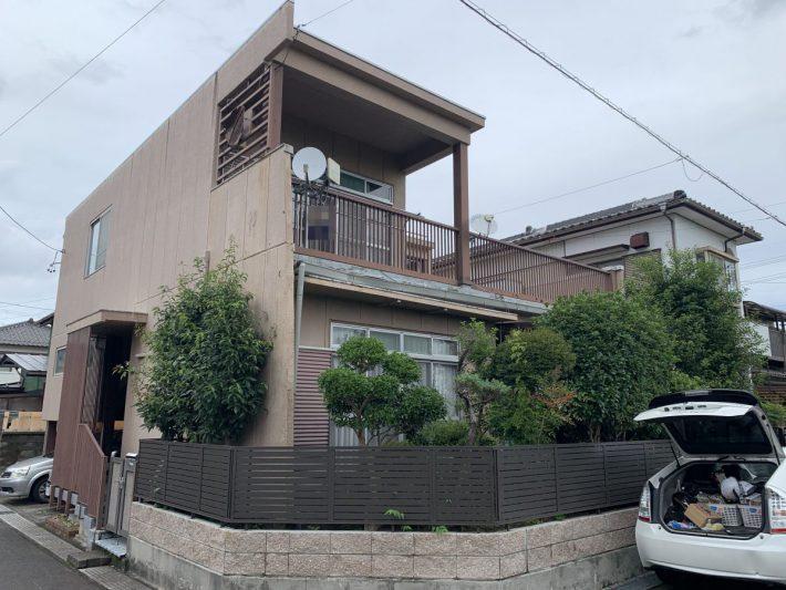 春日井市新開町 N様邸 外壁塗装・防水補修工事