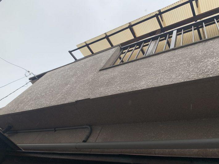 春日井市大手田酉町 Y様邸 外壁部分塗装・ナミイタ交換工事