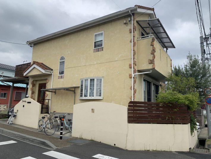 春日井市篠木町 H様邸 外壁・屋根塗装工事