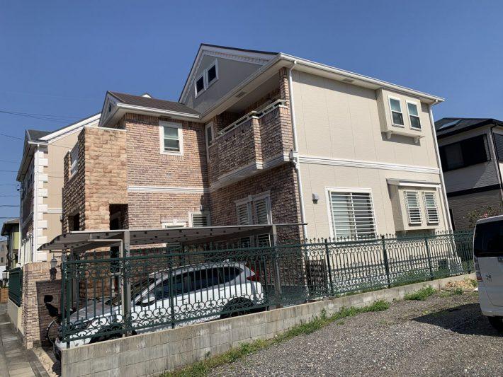 春日井市朝宮町 T様邸 外壁・屋根塗装工事