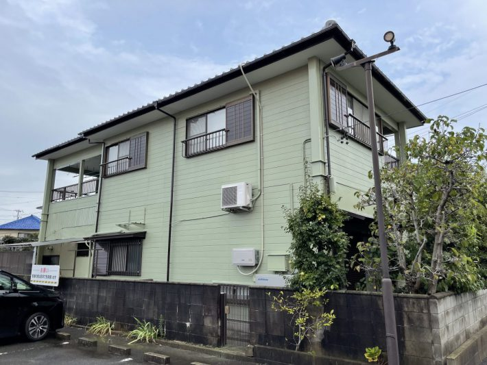 春日井市八田町 O様邸 外壁塗装・屋根補修工事